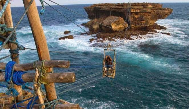 5 Destinasi Yang Menantang Adrenalin