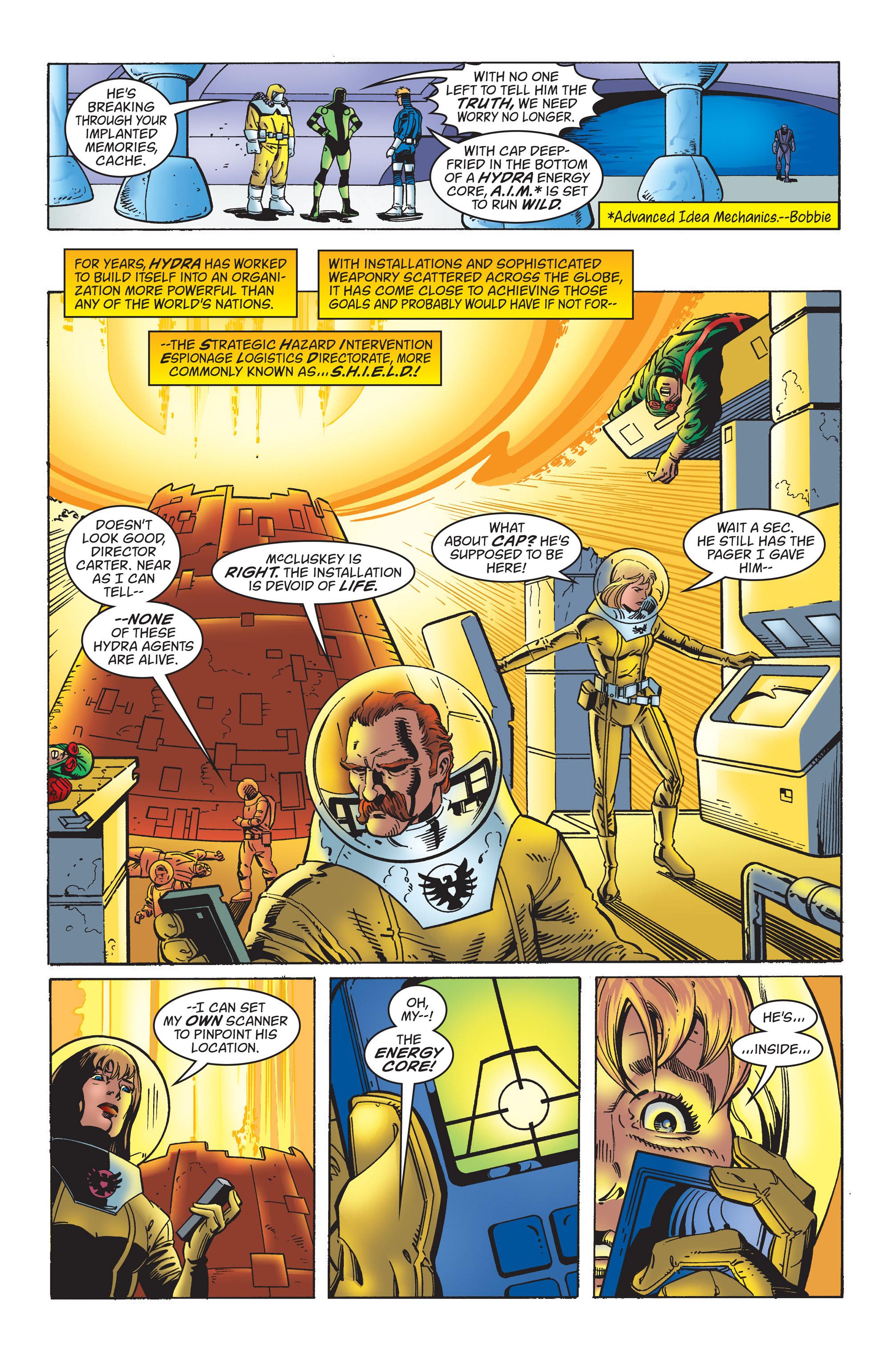 Captain America (1998) Issue #38 #45 - English 7