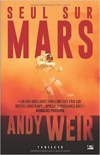 Matt Damon est Seul sur Mars (The Martian)