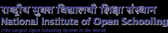 NIOS NIOS Board, India National Institute of Open Schooling