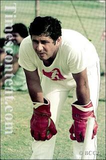 Wasim Bari Criketer Images