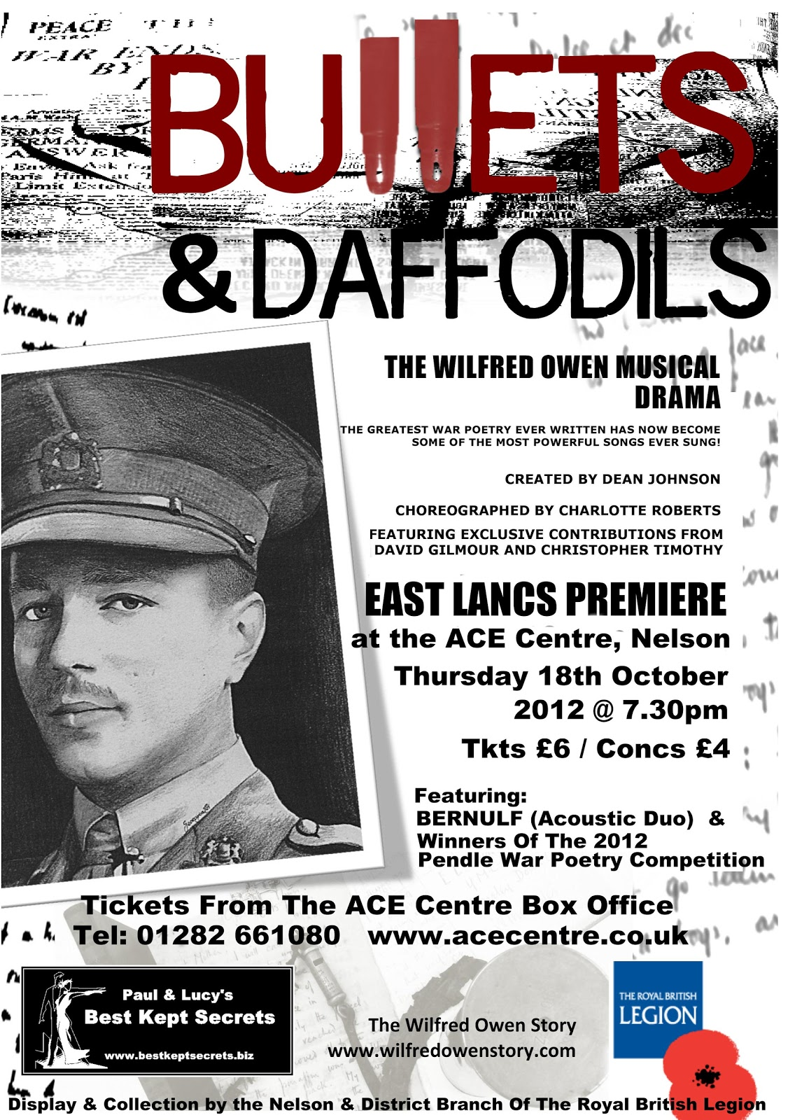 wilfred owen of presentation of war Wilfred owen poems - authorstream presentation wilfred owen poems powerpoint presentation: the poem the next war describes how he soldiers stared death in the.