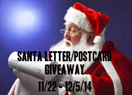 image Santa Will Write Giveaway