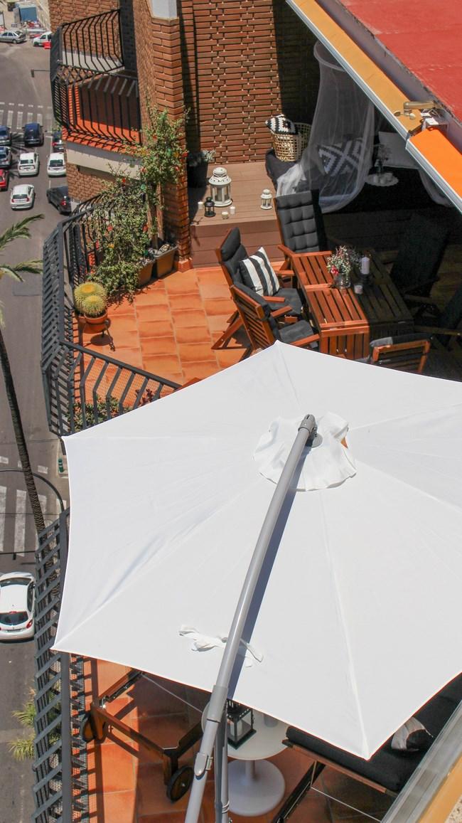 Amigos de las terrazas IKEA Valencia, PARTE 2 - ANTES Y DESPU�S