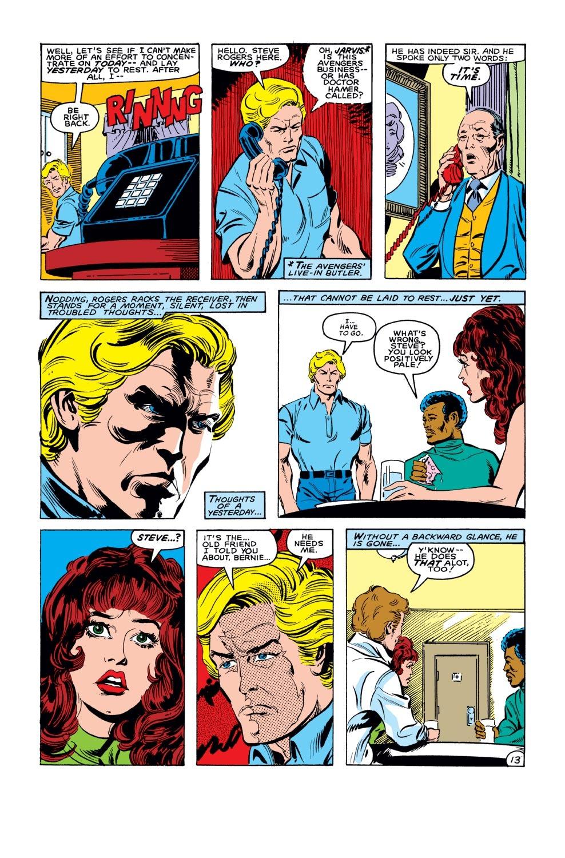Captain America (1968) Issue #285 #201 - English 14