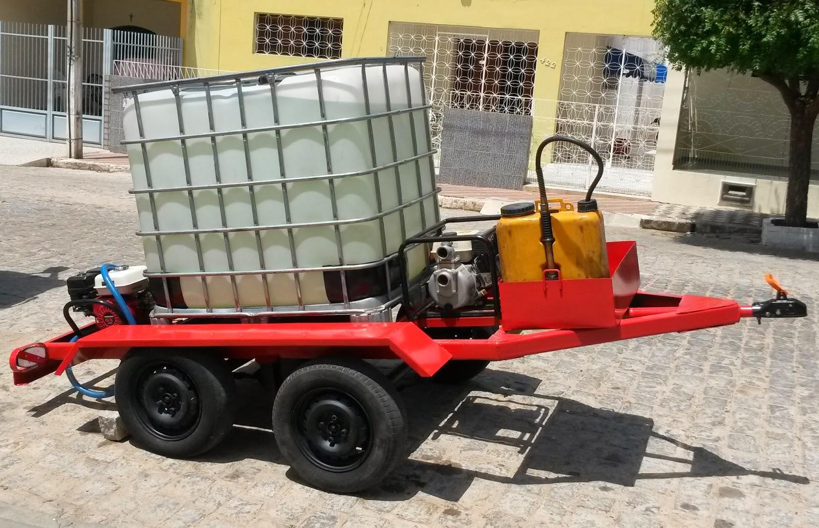 2 companhia de bombeiro militar pombal pb bombeiros de Tanque de agua 1000 litros