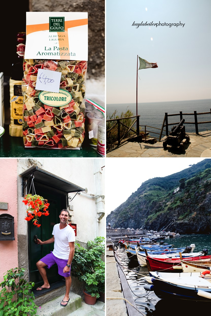 photo medley cinque terre photo