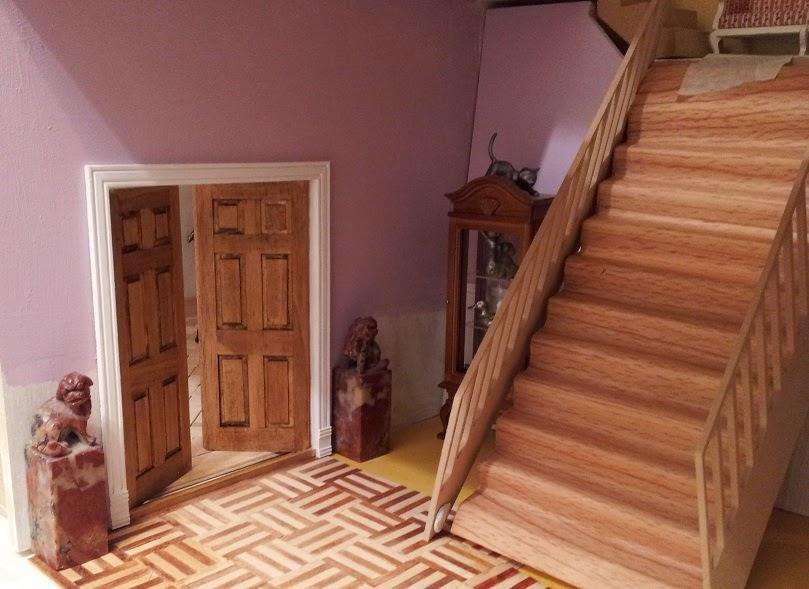 Dollhouse Escapes Internal Doors