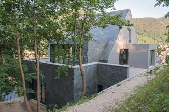 Casa cu panoramă