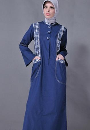 Gambar Baju Gamis Modern 365 Baju Gamis Modern