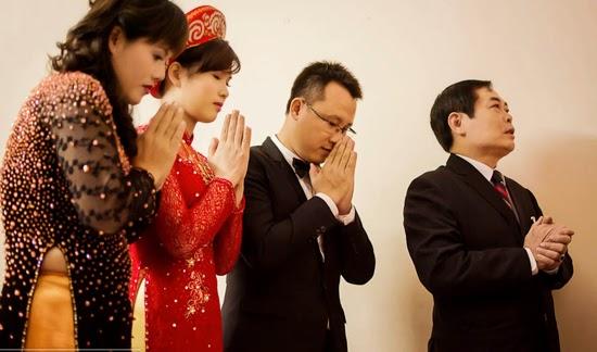 Trình tự, thủ tục trong lễ rước dâu 2