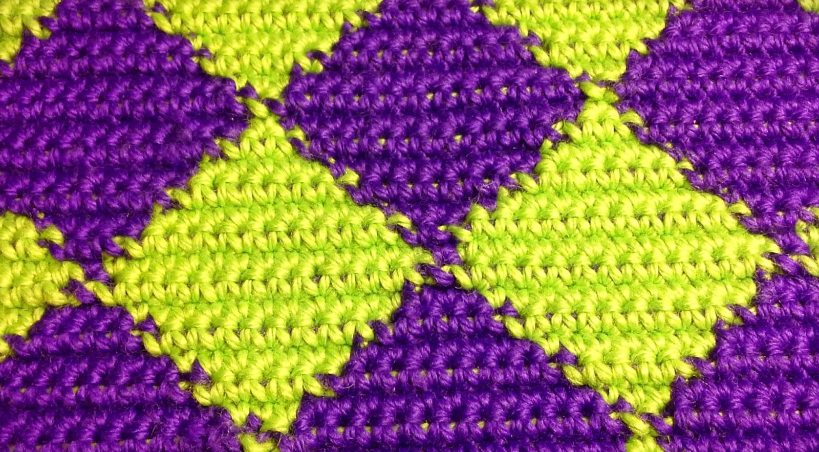 Tapestry, tapiz en crochet - taller para principiantes, domingo 13 ...