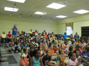 Columbus Summer  Reading program