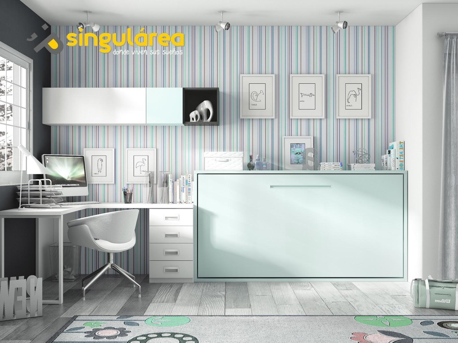 Dormitorio juvenil fm346 - Habitaciones juveniles en valencia ...