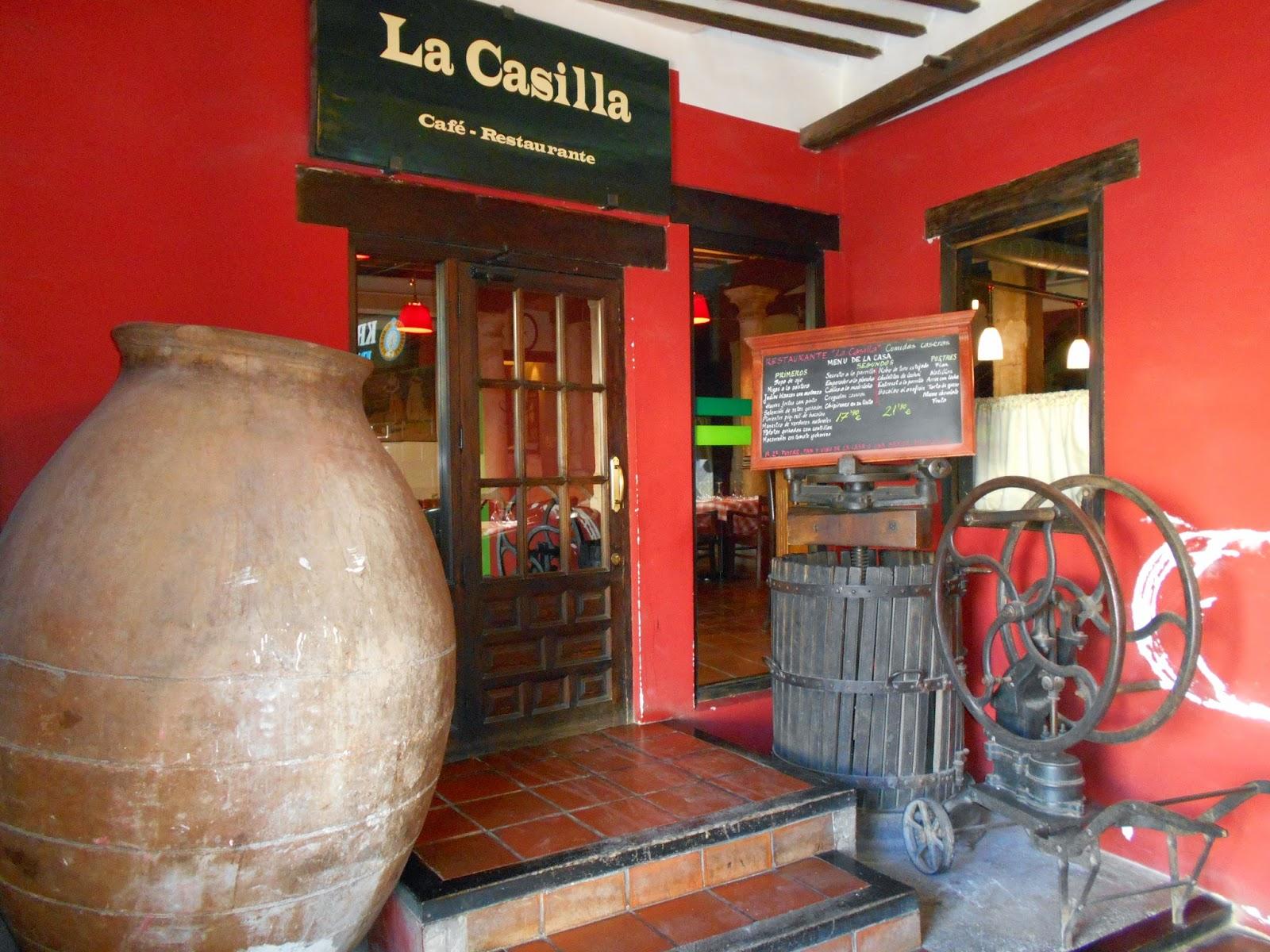 Restaurante La Casilla, Chinchón
