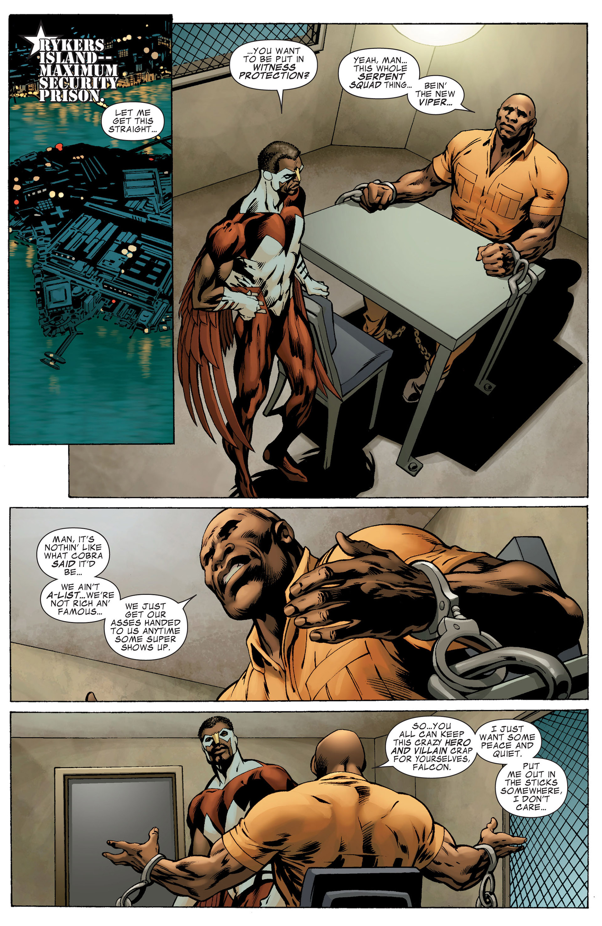 Captain America (2011) Issue #9 #9 - English 8