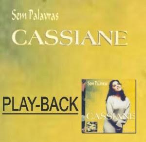 Cassiane - Sem Palavras - Playback 1997