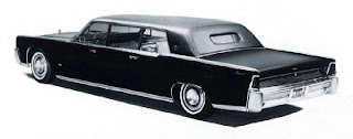 we love lincoln 39 s past present and future 1963 1970 lincoln limousine. Black Bedroom Furniture Sets. Home Design Ideas