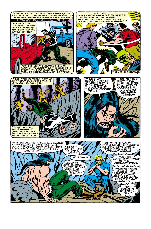 Captain America (1968) Issue #336 #265 - English 22