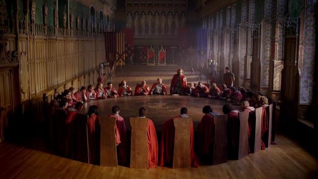 Resultado de imagem para os cavaleiros da tavola redonda