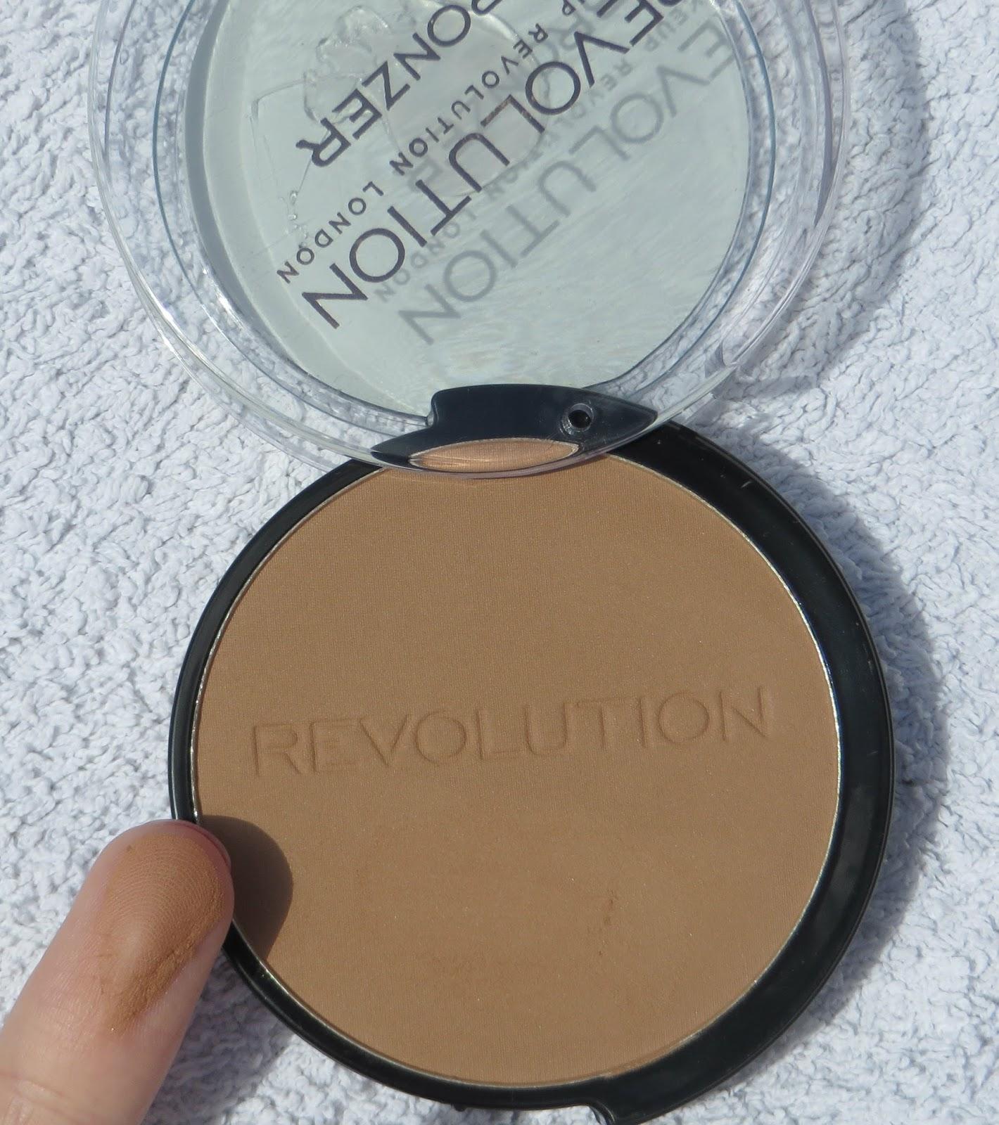 Nina S Bargain Beauty Makeup Revolution Medium Matte