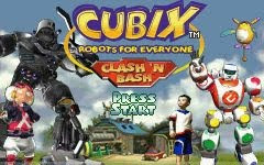 Cubix - Robots For Everyone - Clash N Bash
