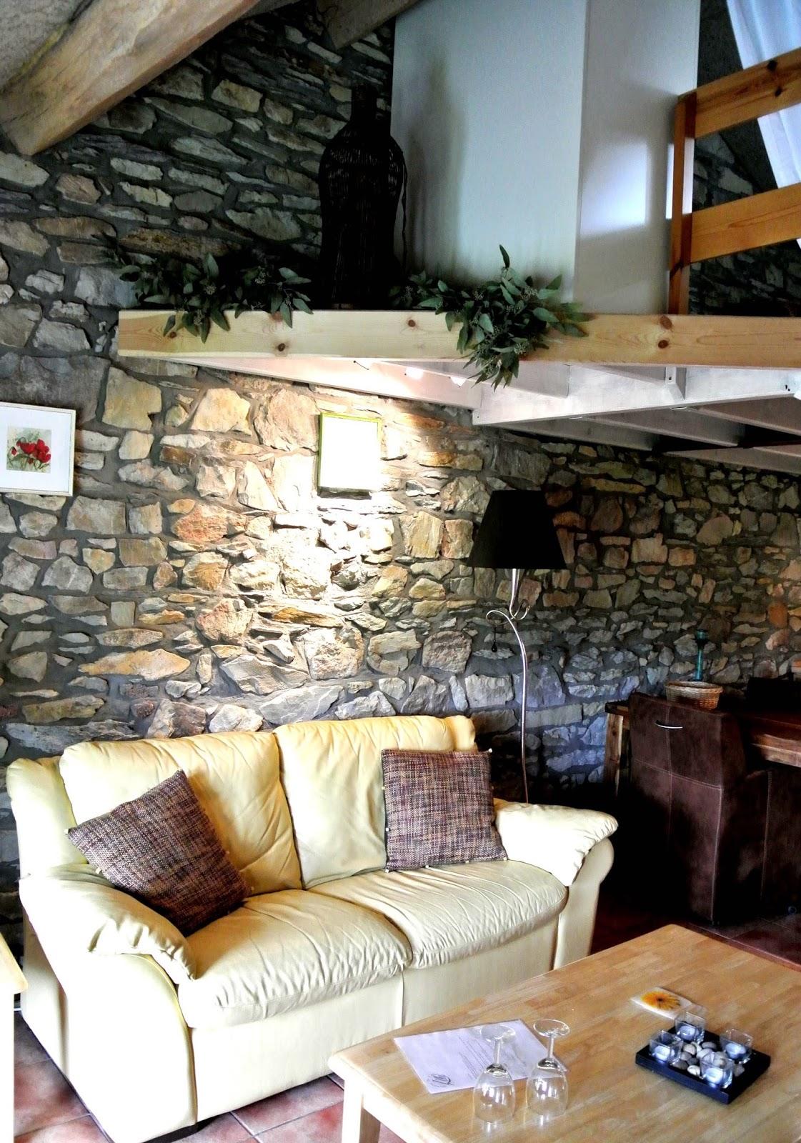 Vakantie-Appartement (A-luxe) 2 kamers (50m²) 2 personen met infrarood cabine