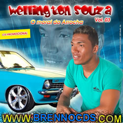 Wellington Souza - Volume 3 - CD 2013