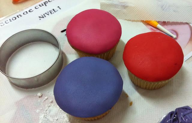 cupcakes cubiertos