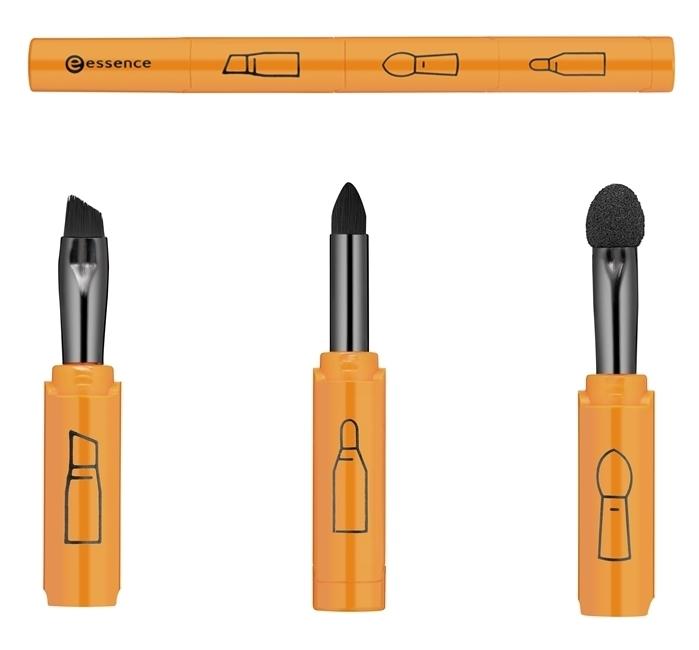 Essence Make Me Pretty Trend Edition Multi Use Eye Brush