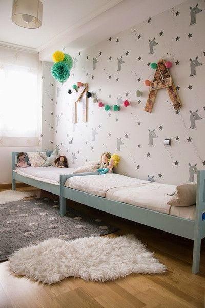 Bebybo habitaciones para gemelos - Habitaciones para bebes gemelos ...