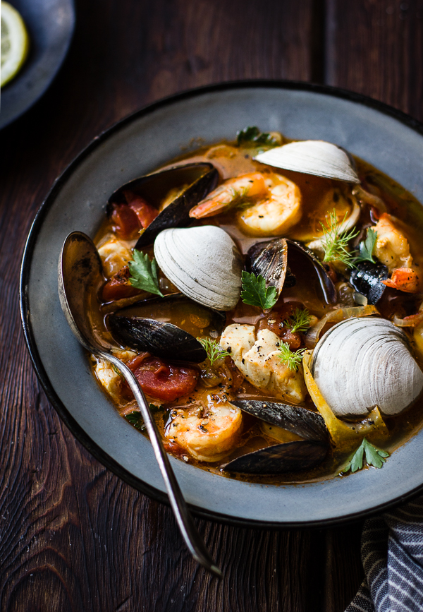 The Bojon Gourmet: Cioppino with Fennel and Saffron {A ...