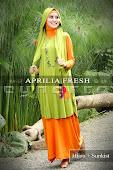 Aprilia Fresh Hijau Sunkist