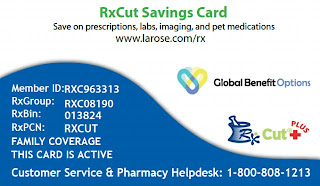 Order Free Discount Prescription cards for Your Employees