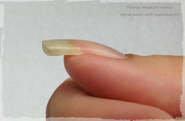 Reconstruire un morceau d'ongle cassé1