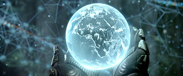 light globe in Prometheus