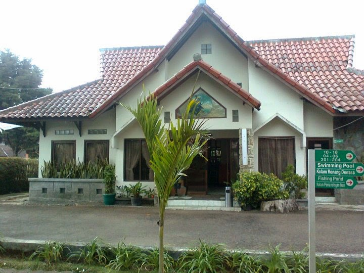 Front Office Hotel Citere Pangalengan