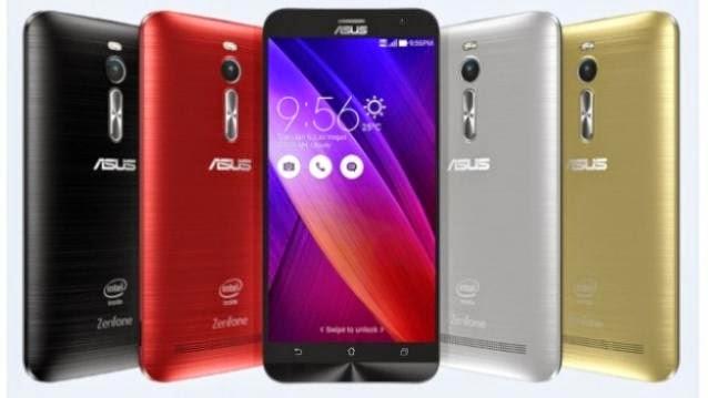 ASUS Zenfone Zoom Terbaru 2015