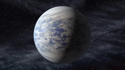 8.8 bilion planet seperti Bumi dalam Bima Sakti