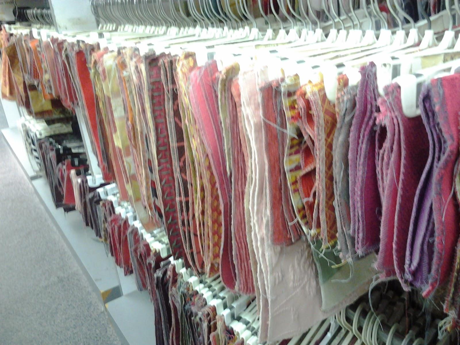 Dramatic Threads Toronto Fabric Shopping Part 2