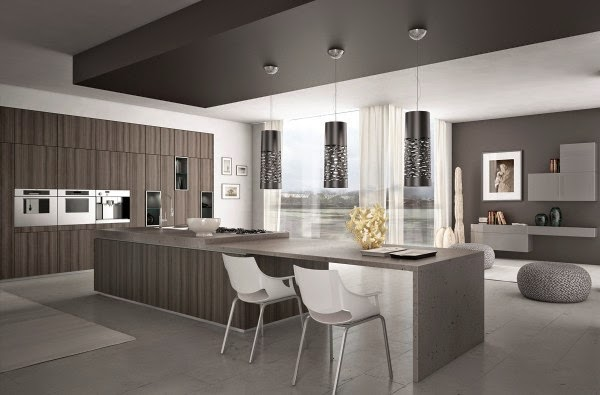 Cool Modern Minimalist Kitchen Designs And Ideas | Home Design