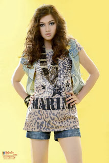 Cute Model Chan Me Me Ko