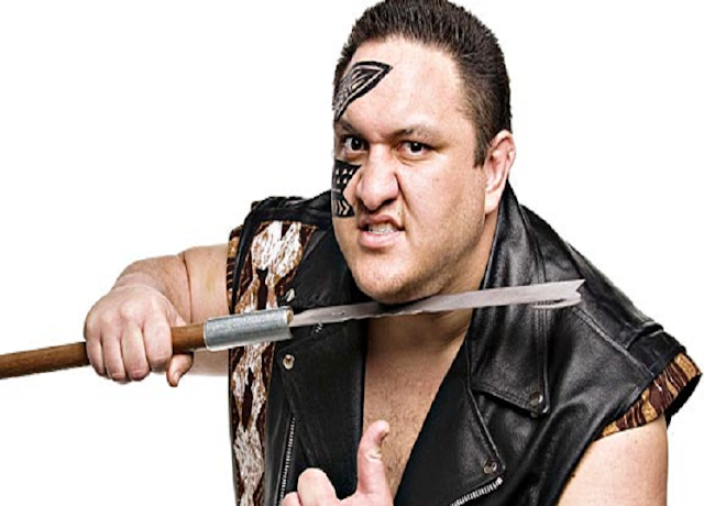 Samoa Joe Hd Free Wallpapers