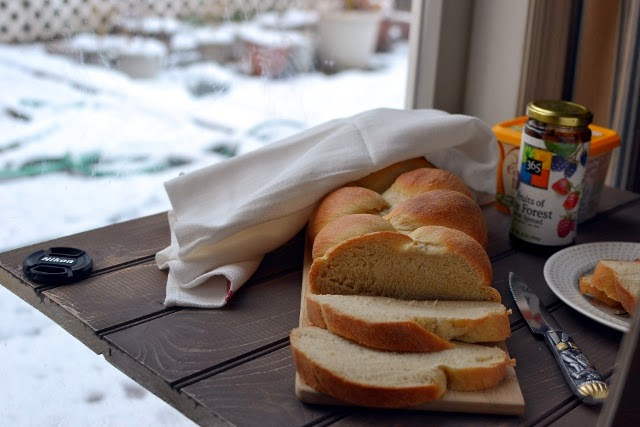 Snow Day Baking