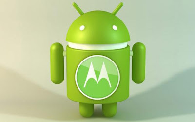 Google Android na Motorola