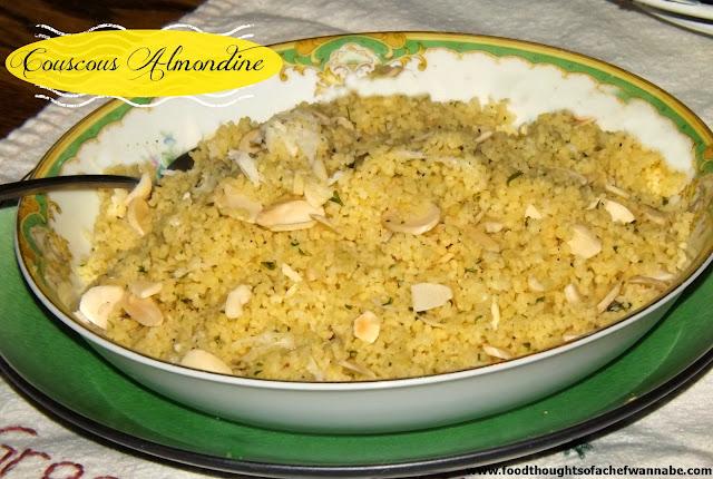 couscous almondine