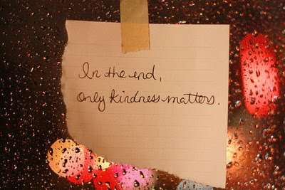 Amazing Quotes on Kindness