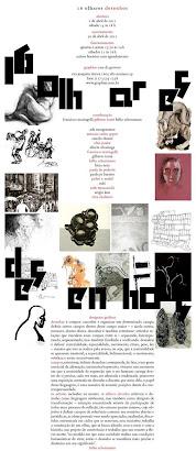 16 OLHARES - DESENHOS / Exposição de desenhos na Graphias Casa da Gravura - São Paulo