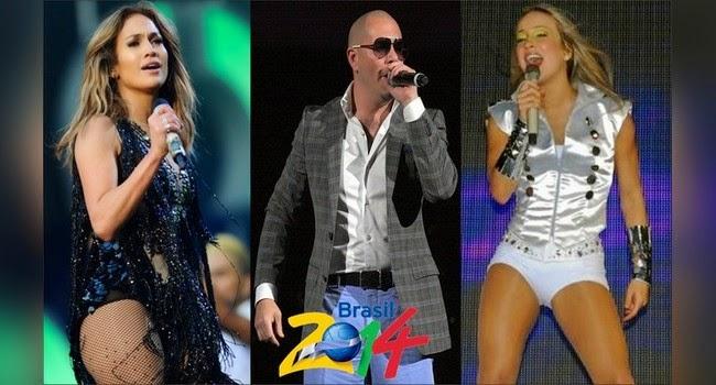 Canción oficial Brasil 2014