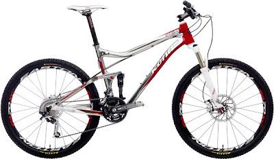 Bicicletas de Montaña Kona 2011